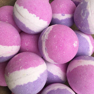 Fairies in the Snow Bath Bomb