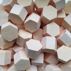 Mini Sticky Toffee Hexagon Bath Bomb Pack Of Five.