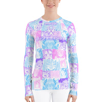 Kawaii Compression Top