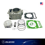 Cylinder Piston Gasket Top End Rebuild Kit fit Polaris Sportsman 500 1996-2012