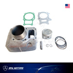Cylinder Piston Gasket Kit fit Honda Fourtrax Recon Sportrax TRX250EX 01-17
