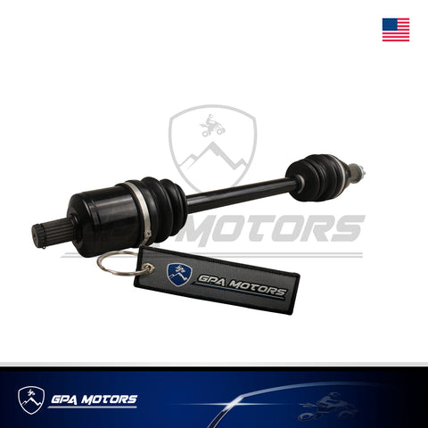 Front Left Right CV Axle Drive Shaft Assembly Fits Polaris RZR 800 2008-2014