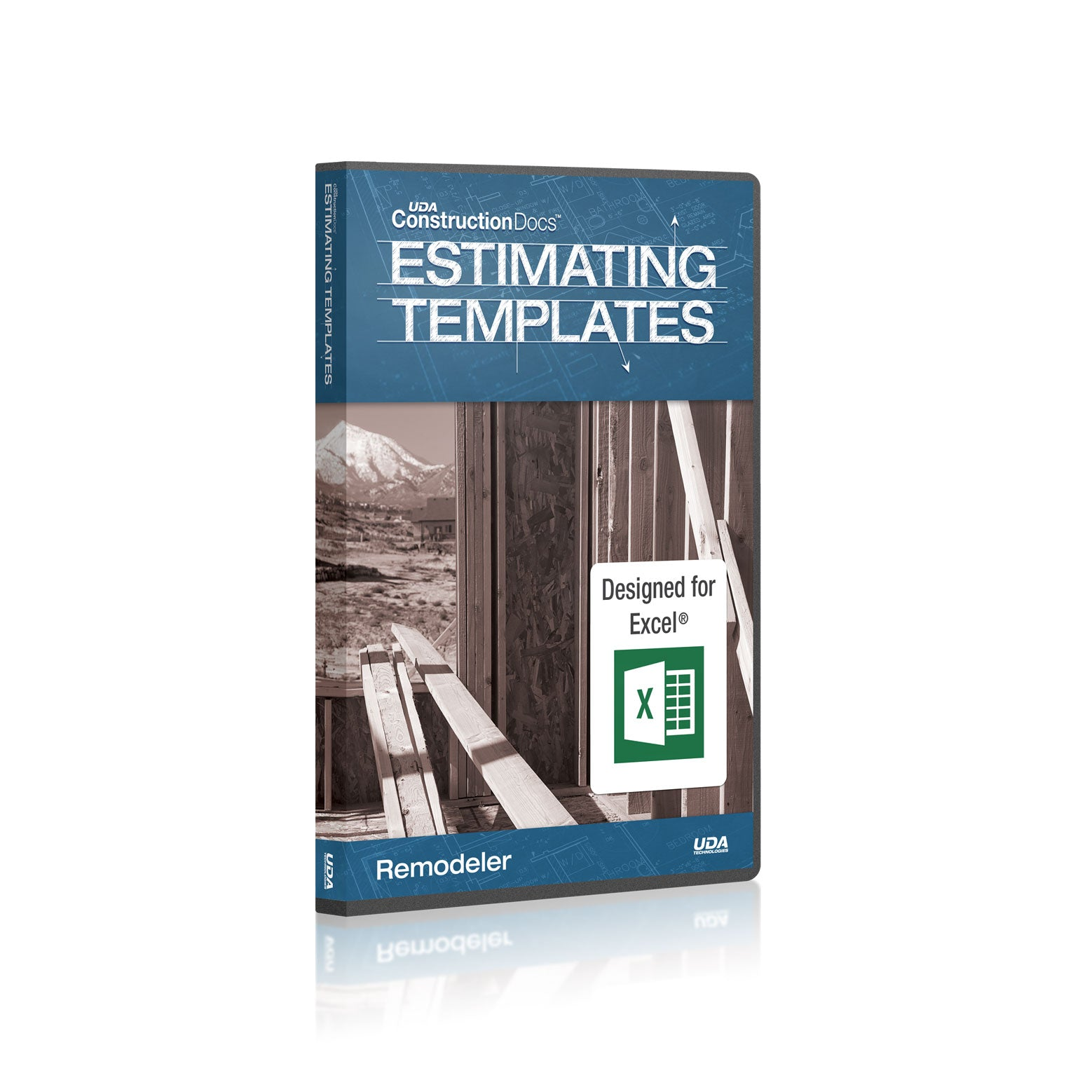UDA ConstructionDocs™ Remodeler Estimating Templates