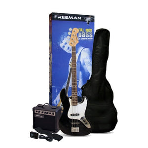 Kit de bajo electrico Freeman FULL ROCK