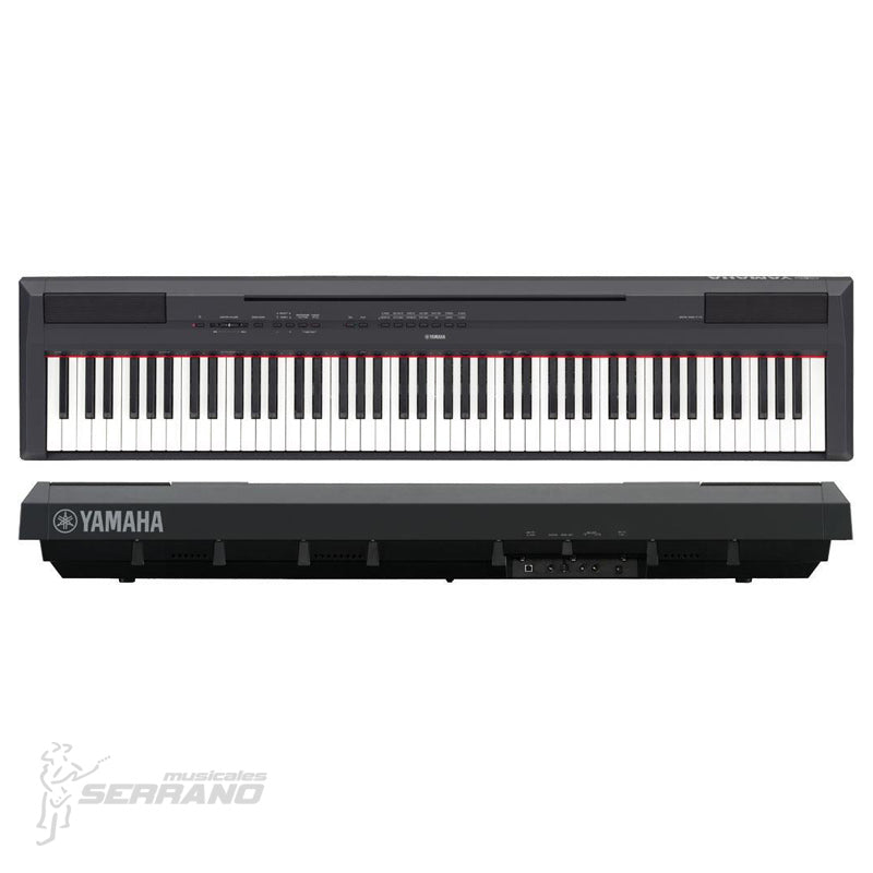 Piano digital Yamaha P125