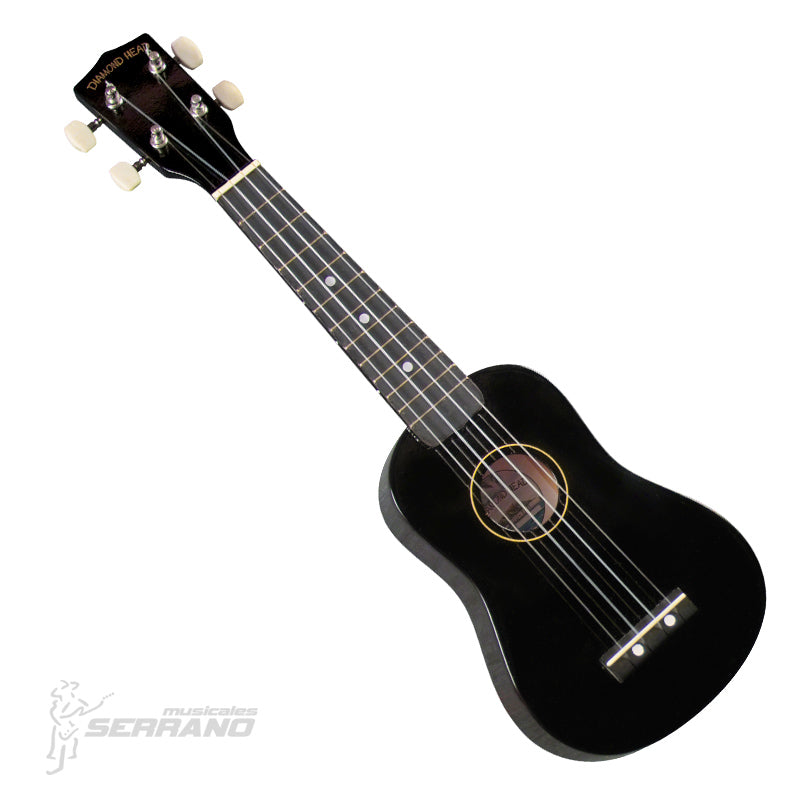 Ukelele soprano Diamond Head DU100