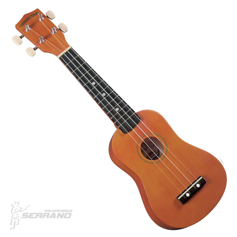 Ukelele soprano Diamond Head DU101