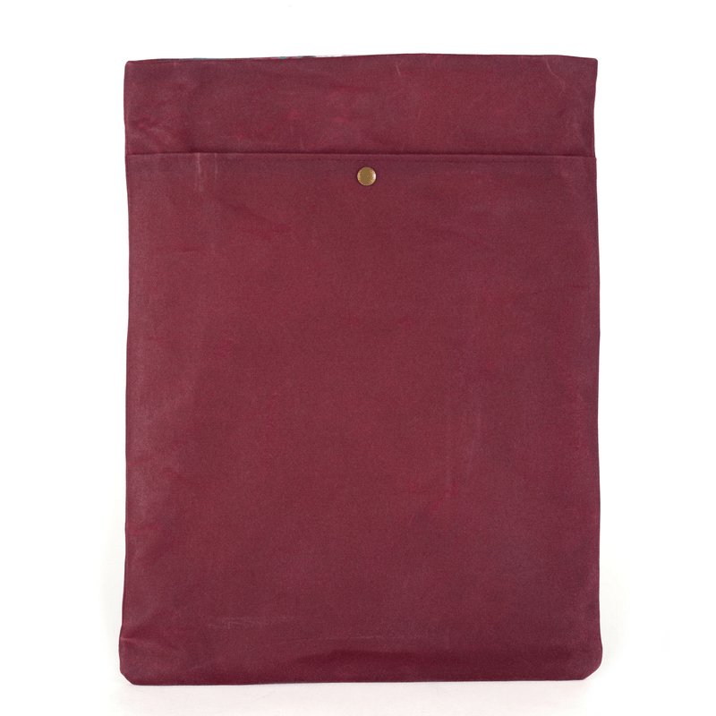 Inner Beauty Effects Pouch Laptop Sleeve waxed canvas