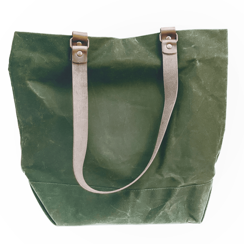 Inner Beauty Effects Tote Lee Tote waxed canvas