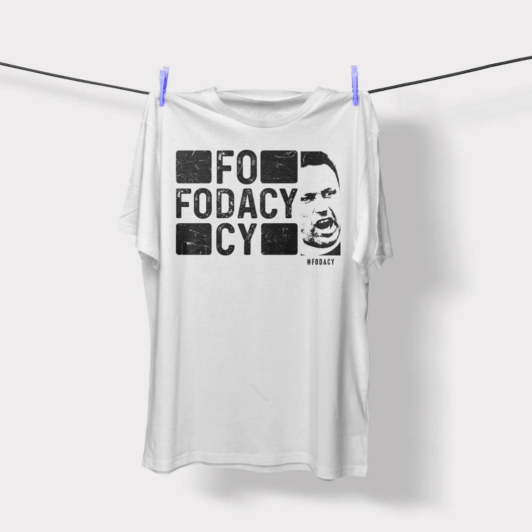Fodacy Original White T-Shirt