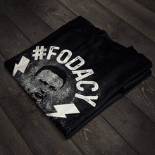 Load image into Gallery viewer, Fodacy Mindset Black T-Shirt