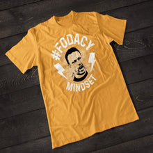 Load image into Gallery viewer, Fodacy Mindset Gold T-Shirt