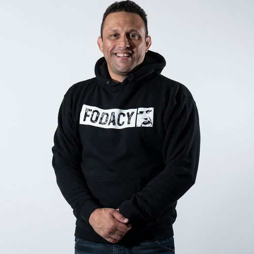Fodacy Hooded Pullover Sweatshirt