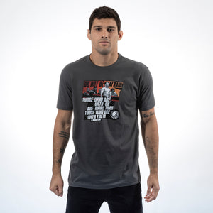 Do Not Be Afraid T-Shirt - Gray