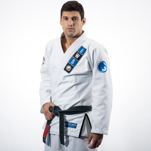 Renzo Gracie Upper West Side Gi - White/Blue