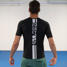 Load image into Gallery viewer, Fodacy Rashguard -- Black