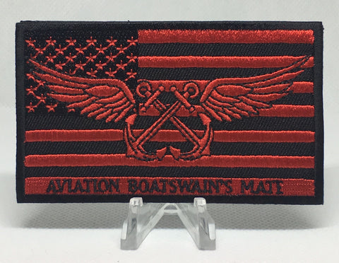 Aviation Boatswains Mate Patches