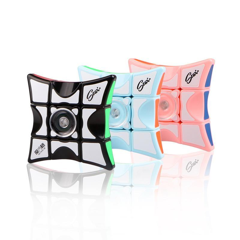 Hot Speed Cube Spinner Puzzel