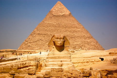 pyramide de gizeh numeration egyptienne