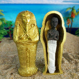 Sarcophage <br> Egyptien - Bijoux-egyptiens.fr