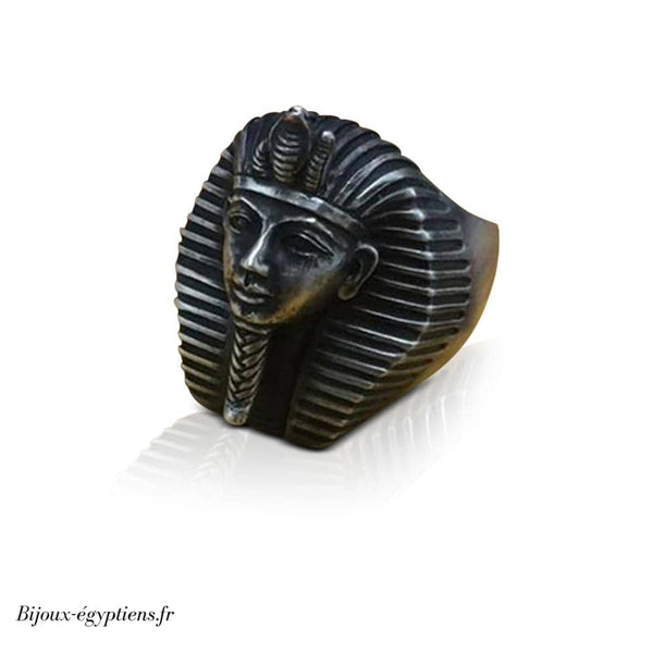 Bague <br> Pharaon - Bijoux-egyptiens.fr