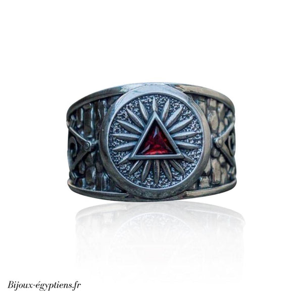 Bague <br> Protectrice - Bijoux-egyptiens.fr