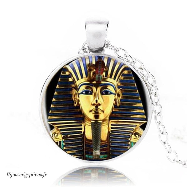 Collier Egypte <br> Ancienne Pharaon - Bijoux-egyptiens.fr