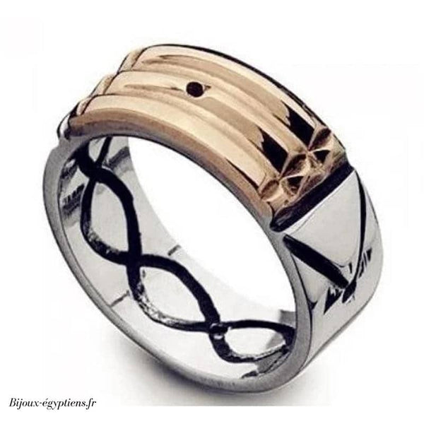 Bague <br> Atlante - Bijoux-egyptiens.fr
