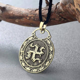 Collier<br>Talisman de Protection - Bijoux-egyptiens.fr