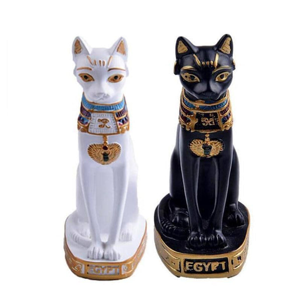 Statuette Chat - Bijoux-egyptiens.fr
