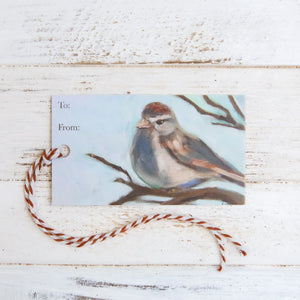 Feathered Friends 20pc Gift Tag Collection