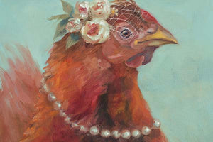 Chickens! 20pc Gift Tag Collection