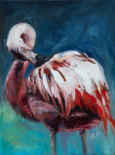Load image into Gallery viewer, Flamingo Fine Art Print