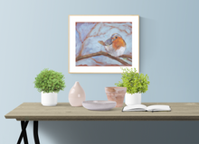 Load image into Gallery viewer, Robin Fine Art PRINT