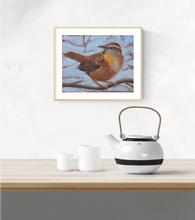 Load image into Gallery viewer, Auburn Songbird PRINT