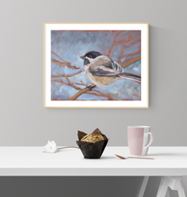 Load image into Gallery viewer, Chickadee PRINT