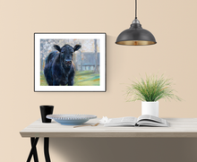 Load image into Gallery viewer, Daisy the Cow PRINT