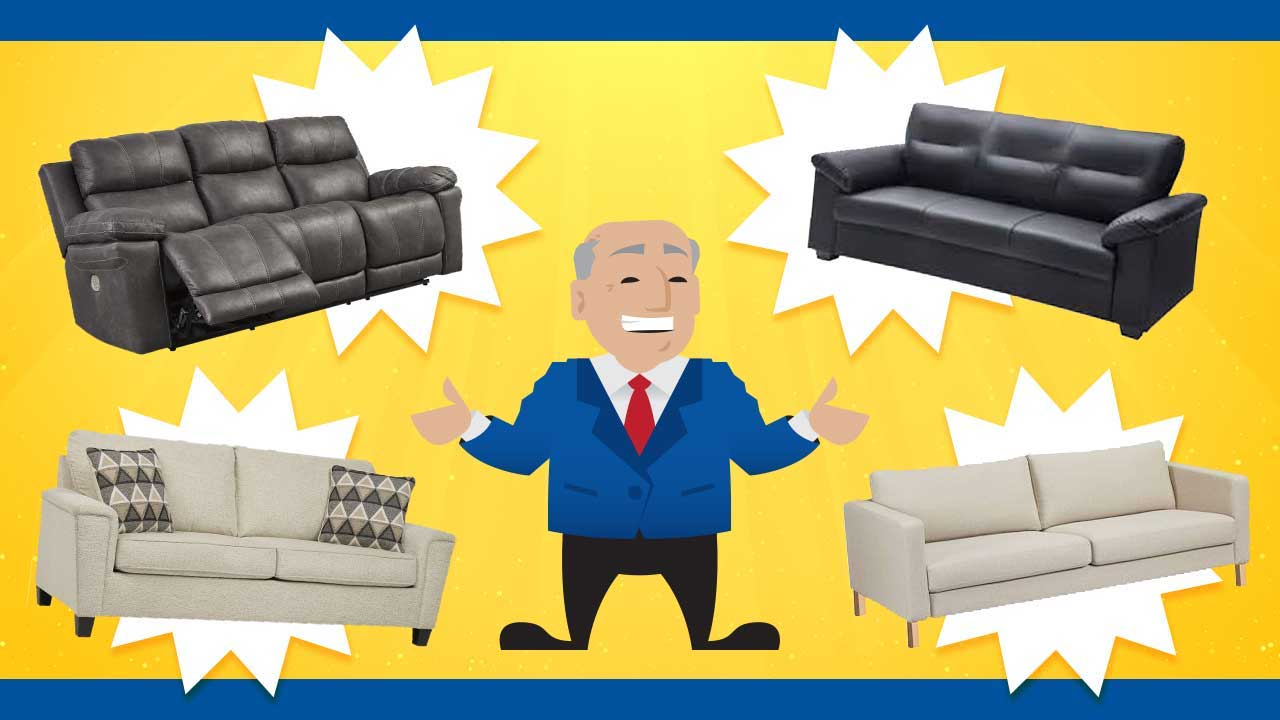 IKEA Vs. Ashley Sofas (Reviews & Ratings For Sofas in 2021)
