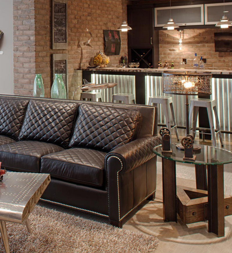 Interior Design Living Room at Furniture Fair - Cincinnati, Dayton, Louisville