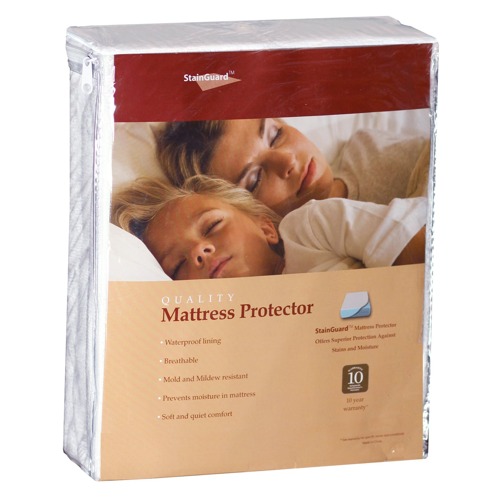 StainGuard Terry Mattress Protector