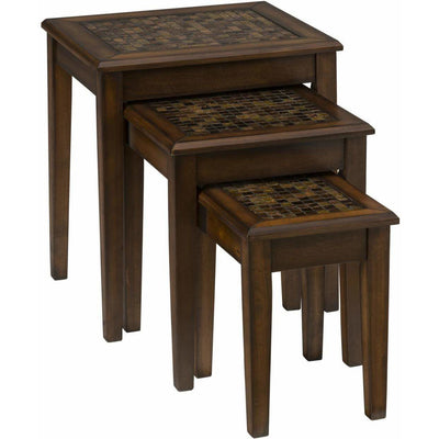 Baroque Nesting Table Trio