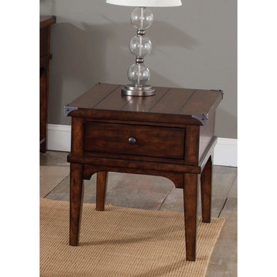 Aspen Skies End Table