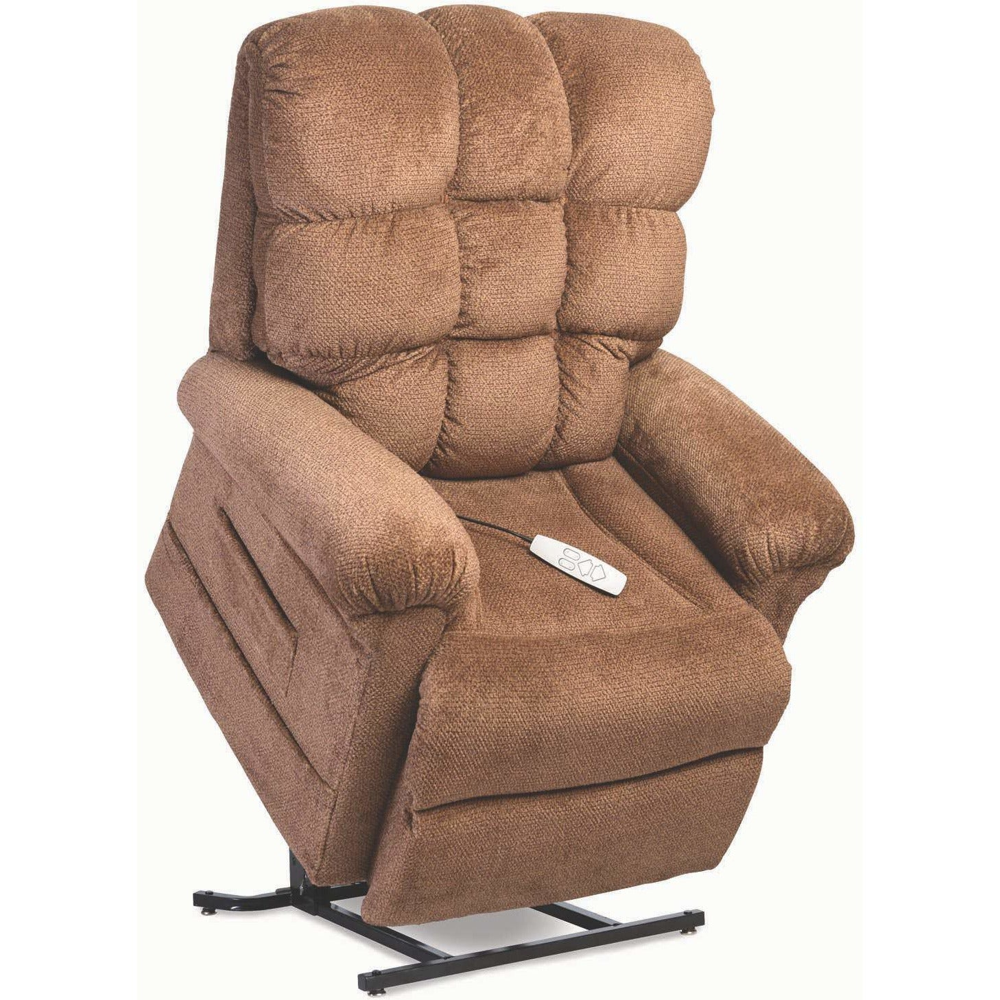 Infinite Position Reclining Lift Chair - Nutmeg
