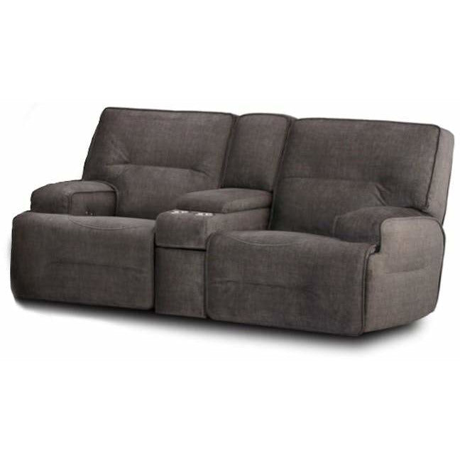 Granada Power Motion Loveseat with Console