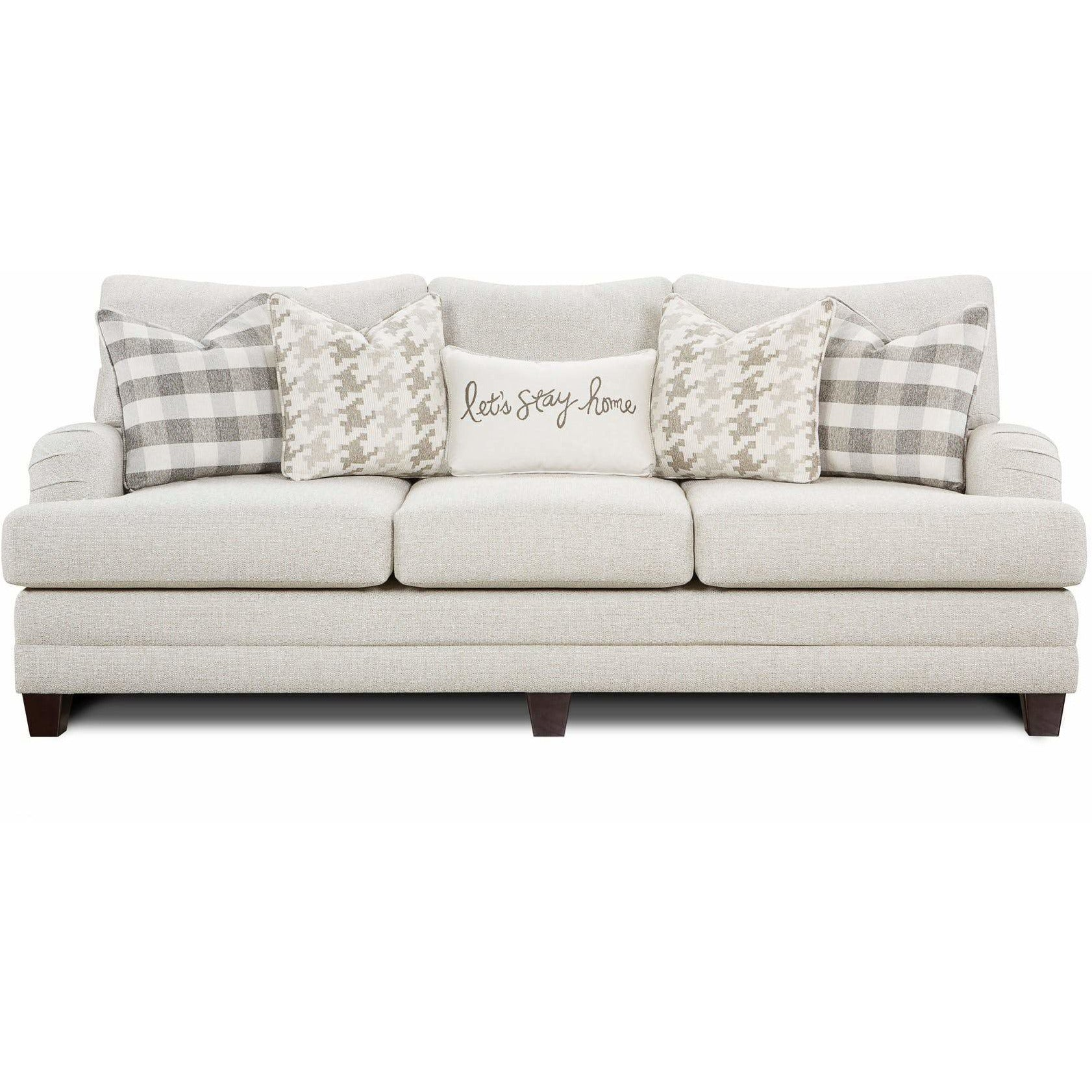 Basic Wool Sofa