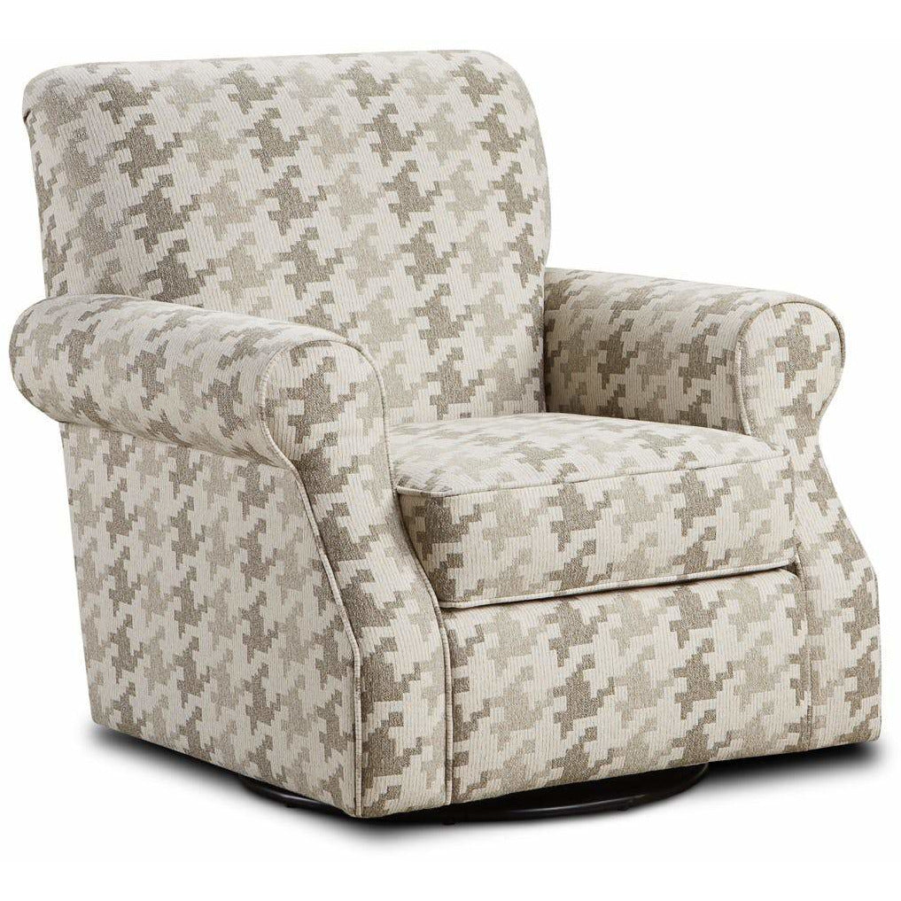 Blass Berber Swivel Chair