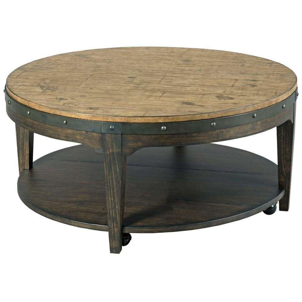 Artisans Cocktail Table