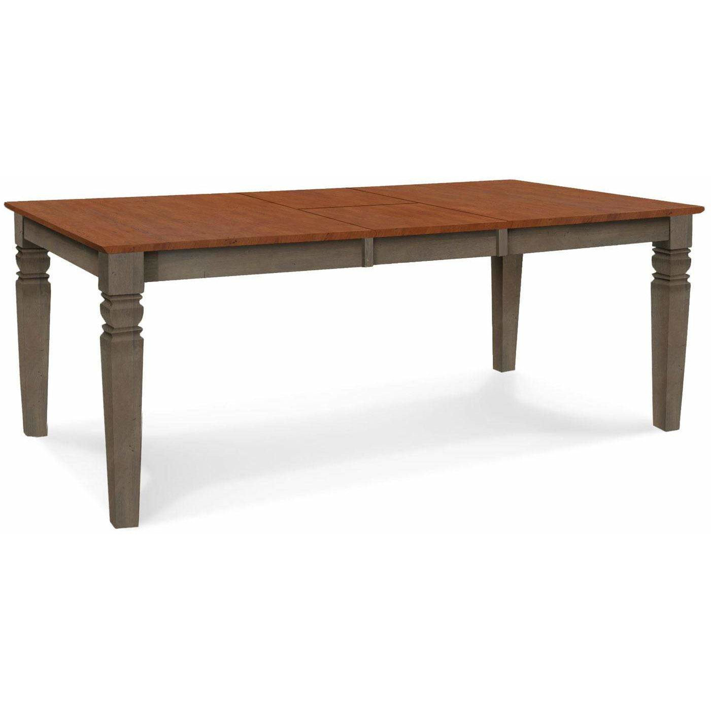 Bow End Dining Table