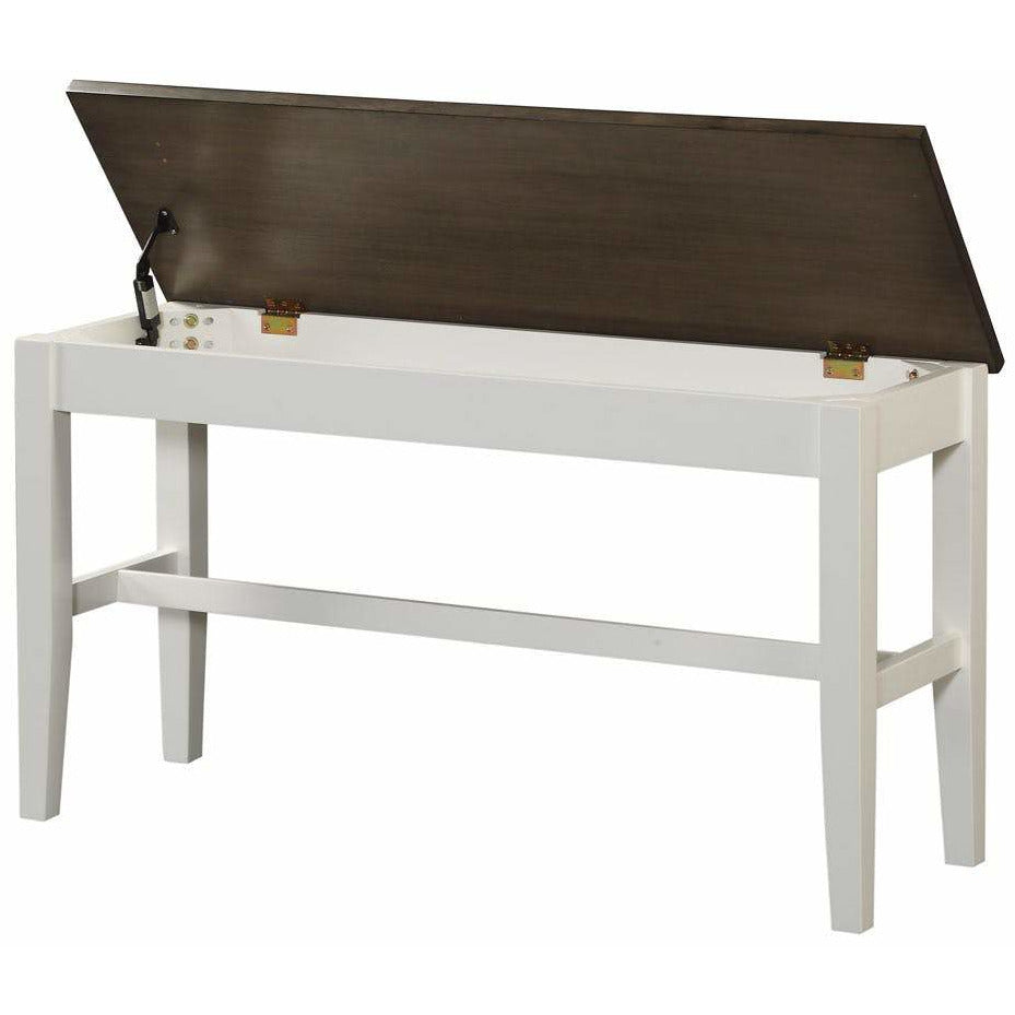 Athens Counter Storage Bench