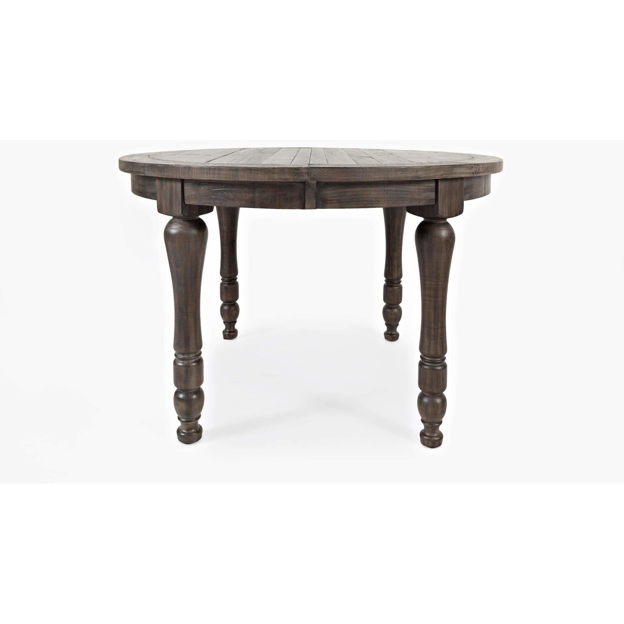 Madison County Oval Table - Barnwood